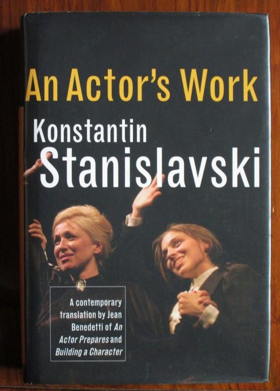 essays about stanislavski book