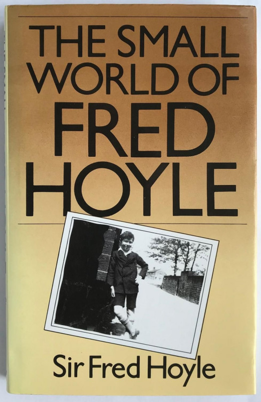 The Small World Of Fred Hoyle Books Pbfa